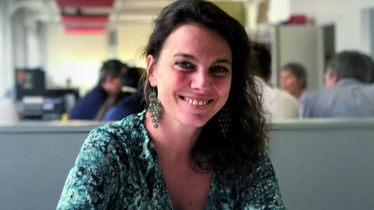 Nouvelle tête : Anne-Sophie Kehr