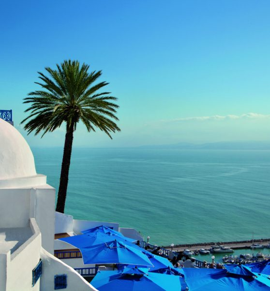Foire européenne: Carte postale de Tunisie