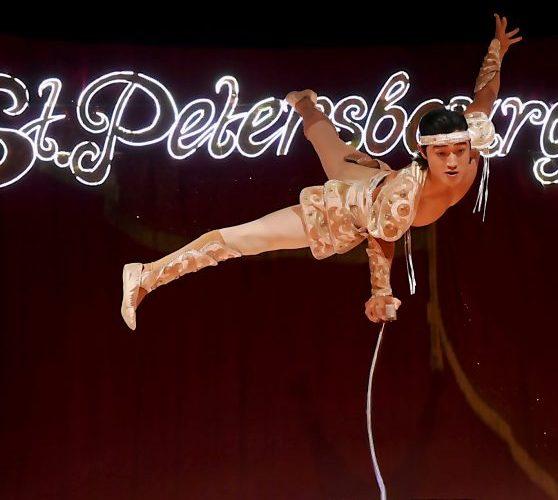 20 x 2 places pour le Grand Cirque de Saint-Pétersbourg