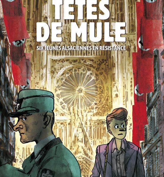 JEU TERMINÉ – 5 x 1 exemplaire de Têtes de mule d'Étienne Gendrin