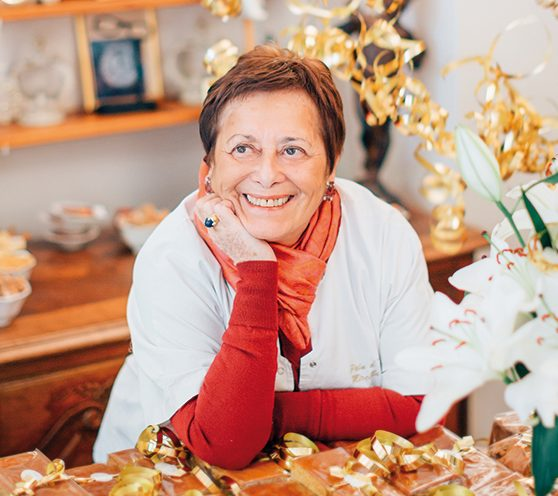 Mireille Oster : épices, c'est tout !