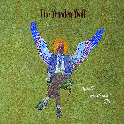 Terminé – Jeu : 5×1 album de The Wooden Wolf