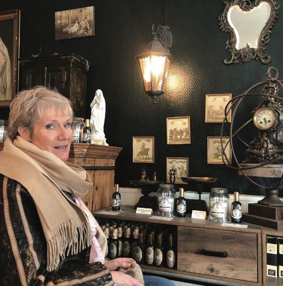 Isabelle Prin du Lys, créatrice de parfums