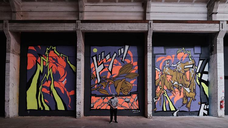 Street art in town !