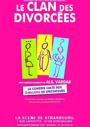 Terminé – 10×2 places pour Le Clan des divorcées
